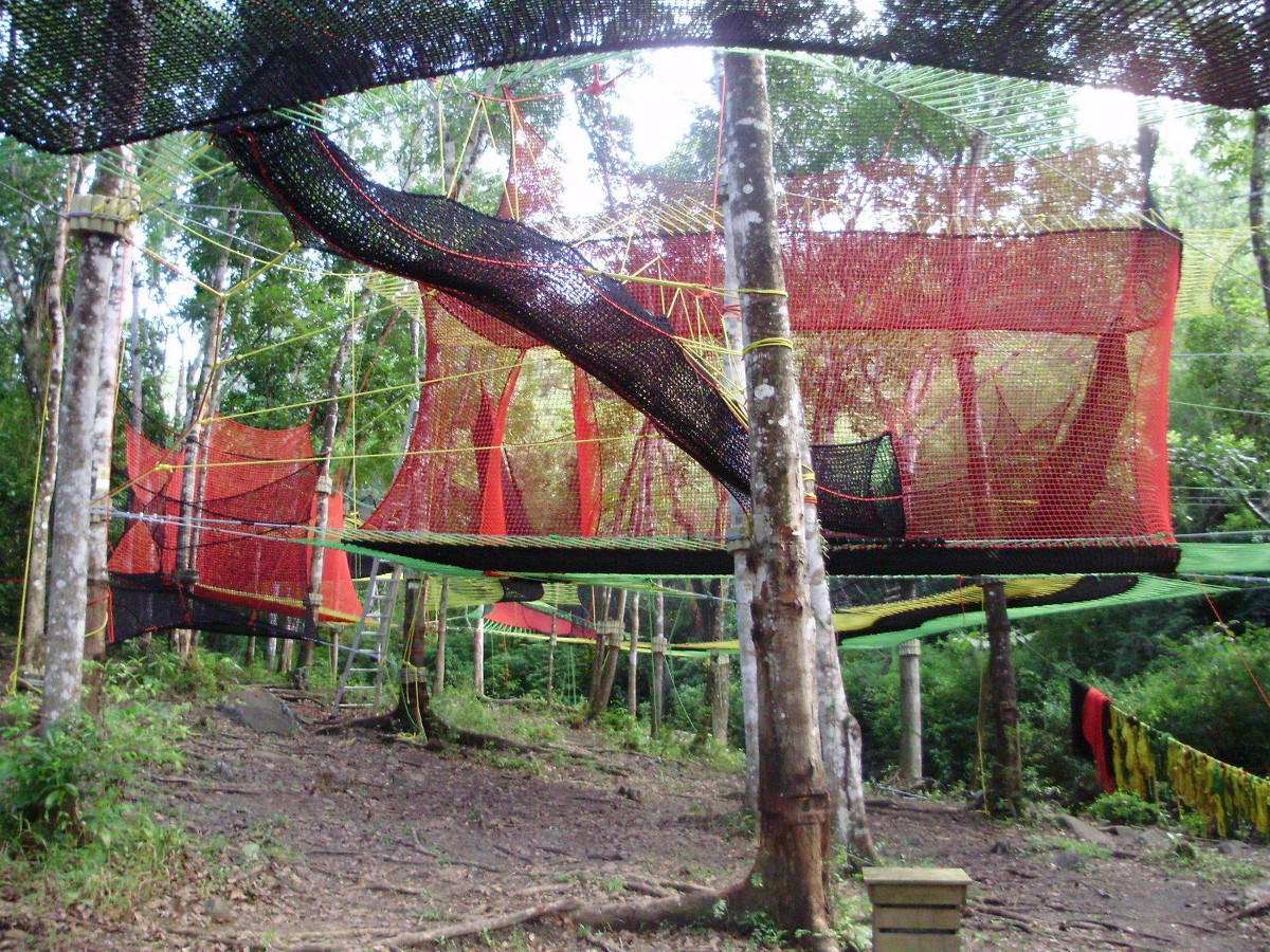 Parc de loisirs à Montauroux dans le Var